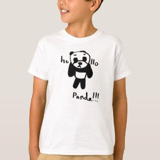 Hello Panda!!! Tshirts