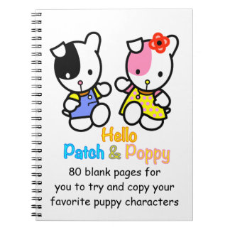 Hello Patch and Poppy notebook