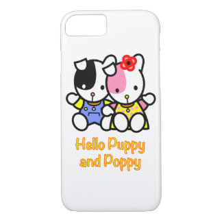 Hello Puppy iPhone 8/7 Case