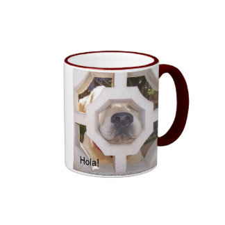 Hello Ringer Mug