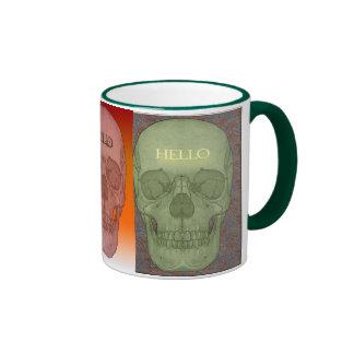 Hello ..s ringer mug