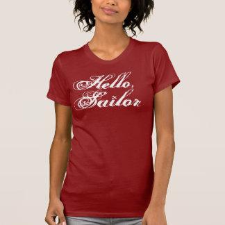 Hello Sailor girl s tee