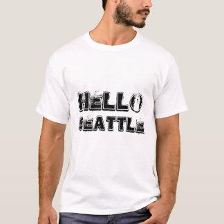 Hello, Seattle T-Shirt