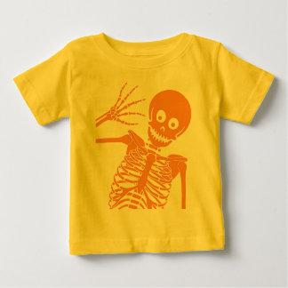 Hello Skeleton! Baby T-Shirt