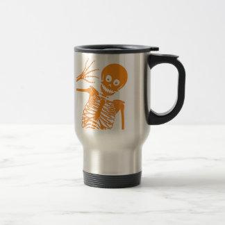 Hello Skeleton! Coffee Mug