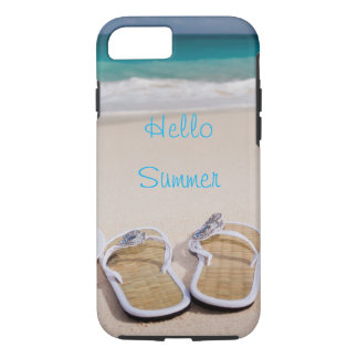 Hello Summer // Beach iPhone 8/7 Case