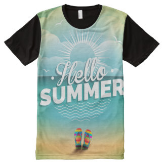 men 39 s summer holiday t shirts