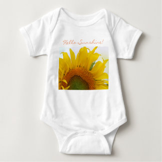 Hello Sunshine! Baby Bodysuit
