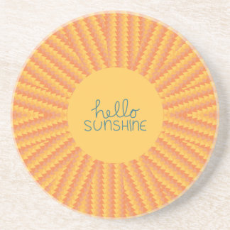 Hello Sunshine - Coaster