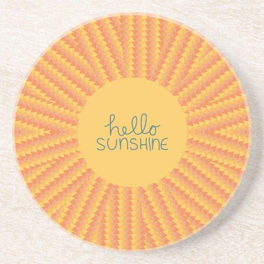 Hello Sunshine - Coaster