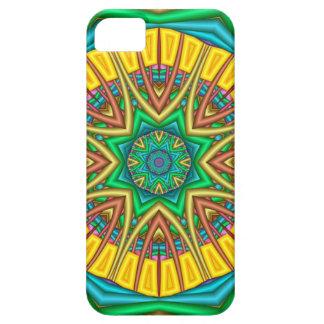 """""""Hello Sunshine!"""", kaleidoscope abstract iPhone 5 Case"""
