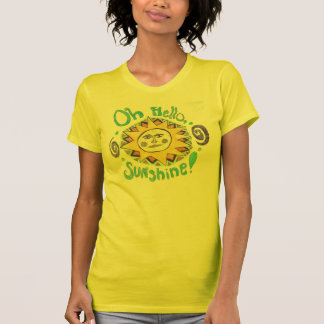 """Hello, Sunshine"" T-Shirt"