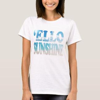 Hello Sunshine T-Shirt - Summer