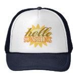 Hello Sunshine Trucker Hat Great for Summer