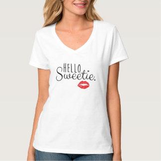 Hello Sweetie KISS Tee Shirts