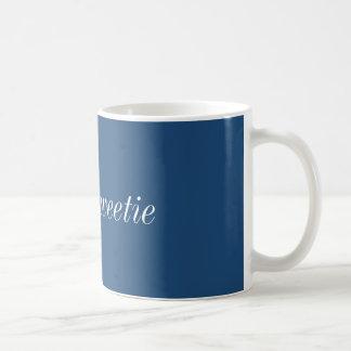 Hello sweetie Mug (Blue)