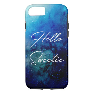 Hello Sweetie Whovian iPhone Tough Case