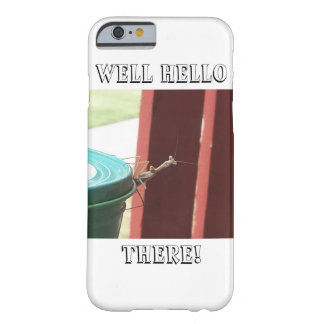 Hello There Bob Barely There iPhone 6 Case