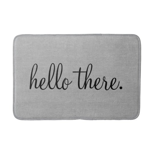 Hello there funny quote saying humour hipster grey