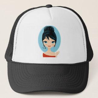 Hello Trucker Hat
