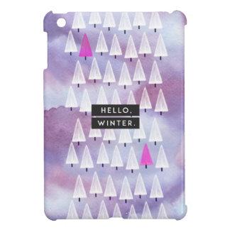 Hello, Winter: iPad Mini Cases