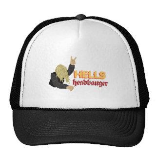 Hells Headbanger Cap