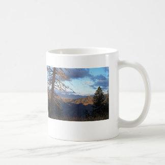 Hells Horizontal View Basic White Mug