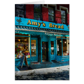 Hell's Kitchen Bakery Greeting Card