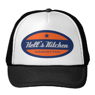 Hell's Kitchen Baseball Hat