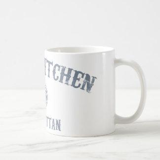 Hell's Kitchen Basic White Mug