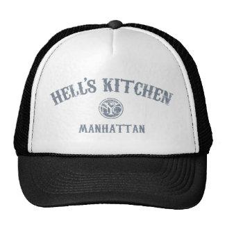 Hell's Kitchen Trucker Hat