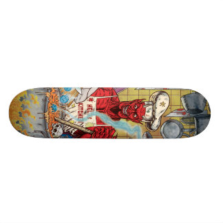 HELL'S KITCHEN DEVIL SKATEBOARD