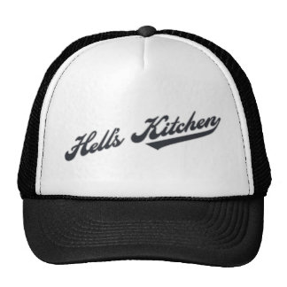 Hell's Kitchen Mesh Hats