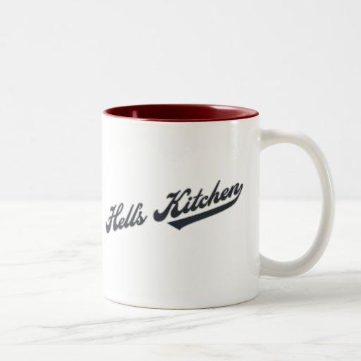 Hell's Kitchen Coffee Mugs