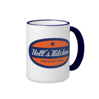 Hell's Kitchen Ringer Mug