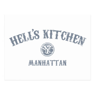 Hell's Kitchen Post Cards