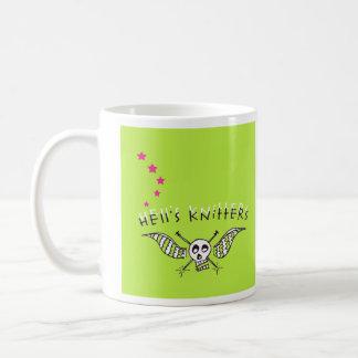 Hell's Knitters mug
