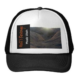 Hell's Revenge Moab Utah Cap