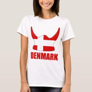 helmet_denmark_denmark10x10 T-Shirt