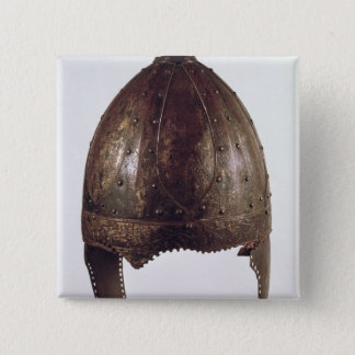 Helmet, from Vezeronce 15 Cm Square Badge