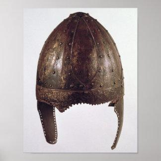 Helmet, from Vezeronce Poster