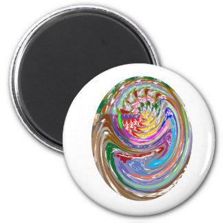 HELMET MAST Print : NOVINO KOOLshades Graphics Refrigerator Magnets
