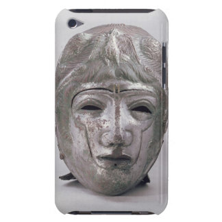 Helmet with Eagle Decoration, Roman (silver) iPod Touch Case