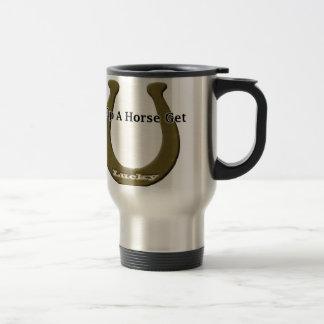 Help A Horse Get Lucky Mug