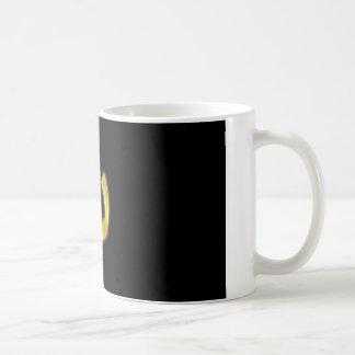 """Help Christians! Arabic Letter for """"N"""" Basic White Mug"""