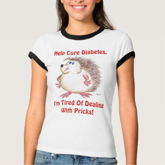 Help Cure Diabetes T-Shirt