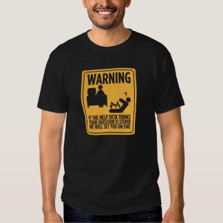 Help Desk T-shirts