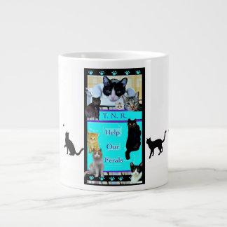 Help Feral Cats - TNR - Trap Neuter Release Mug