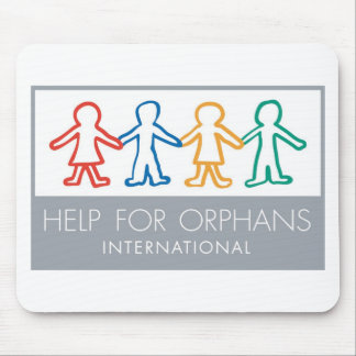 Help for Orphans International Mouse Pad