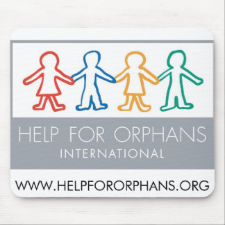 Help for Orphans Mouse Pad